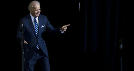 Joe Biden says no reason he shouldn't run in 2016. Really?