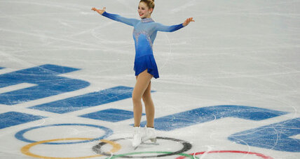 USA takes team figure skating bronze as Gracie Gold shines (+video)