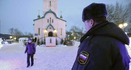 Russian shooter opens fire in cathedral, killing 2