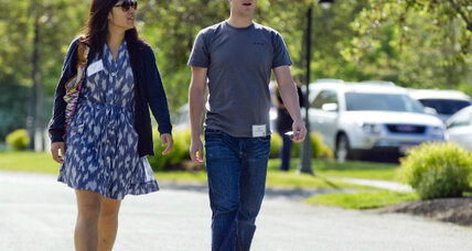 Facebook's Mark Zuckerberg is 2013's top philanthropist. Youngest, too.
