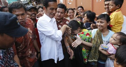 Will he run? Indonesia's most popular politician keeps nation guessing