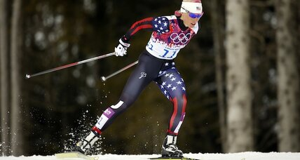 In defeat, US cross-country star Kikkan Randall proves her mettle