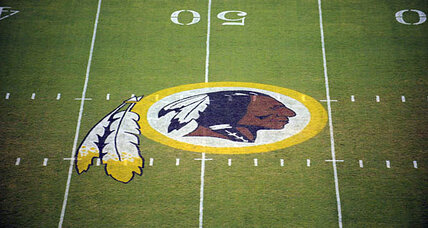 Change the Washington Redskins name? Make it about money.