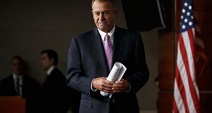 Debt ceiling: how John Boehner and the Republicans could end up winners (+video)