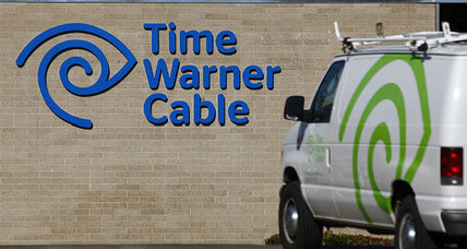 Comcast set to buy Time Warner