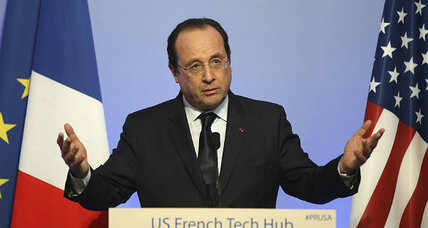 Hollande's Silicon Valley visit: A success?
