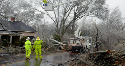 Winter storm triggers states of emergency