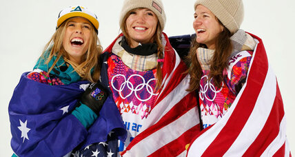 In halfpipe, Kaitlyn Farrington rescues USA from dismal run of medal failures