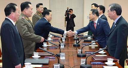 Rival Koreas are talking again. What are they saying?