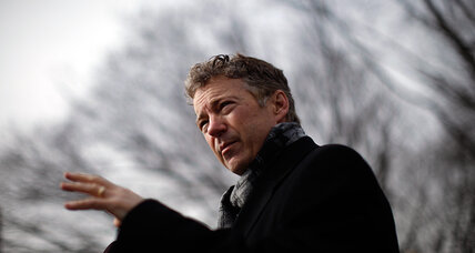 Sen. Rand Paul files NSA lawsuit. Can he win? (+video)