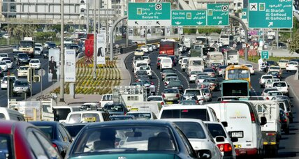 Dubai eyes income-based limit on car ownership