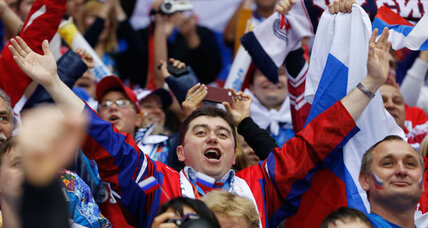 How did Russia lose its hockey mojo? Sochi Olympics a massive test. (+video)