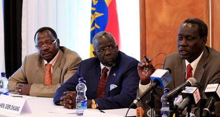 South Sudan peace talks resume amid pressure to compromise quickly