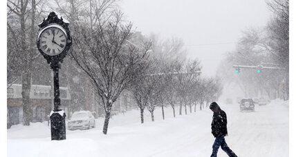 Retail sales sluggish. Winter weather to blame?