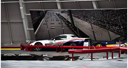 National Corvette Museum says Corvettes damaged by sinkhole will be restored