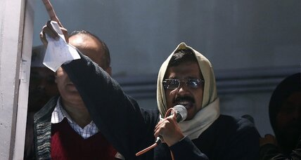 Delhi chief Arvind Kejriwal resignation: game changer for India elections?