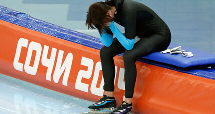 Don't blame the Dutch: US speedskating troubles defy explanation (+video)