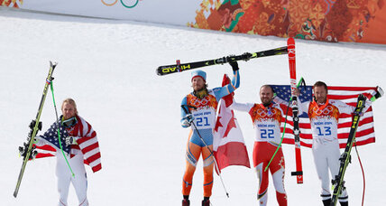 Weibrecht, Bode Miller grateful for super-G medals, for different reasons (+video)