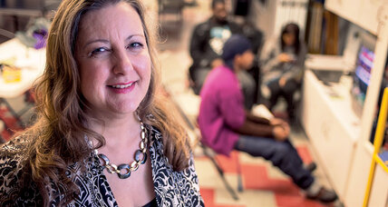 Lisa Fitzpatrick dropped everything and started a New Orleans youth center