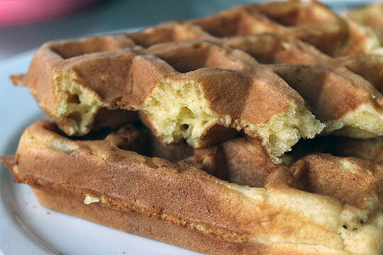 6 recipes for National Waffle Day - Easy buttermilk ...