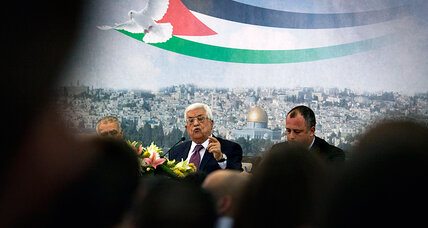 Abbas hosts largest gathering of Israelis in Ramallah since 2002