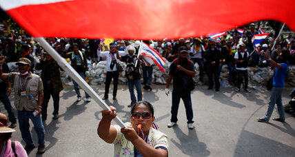 Deadly protest violence in Thailand as 'Peace for Bangkok' operation backfires