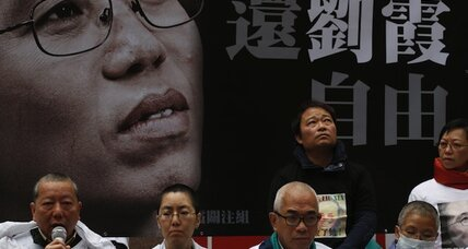 In China, imprisoned Nobel laureate's wife 'denied' medical treatment