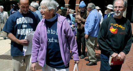 Nun sentenced to 35-months in prison for antinuclear peace protest