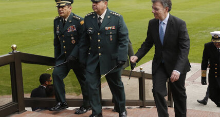 Colombia's 'zero tolerance' for corruption spurs major Army shakeup