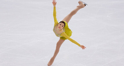 Figure skating scores: Does Gracie Gold have a good chance to medal? (+video)
