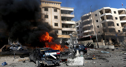 Suicide bombers in Beirut target Iranian cultural center (+video)