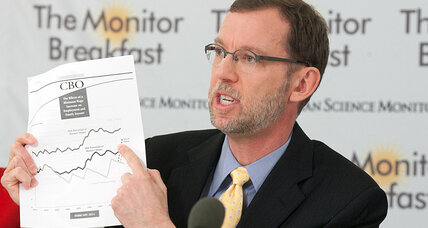 Minimum wage hike would cost 500,000 jobs? CBO director defends the estimate. (+video)