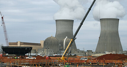 New nuclear plant gets $6.5 billion federal loan. Nuclear comeback?