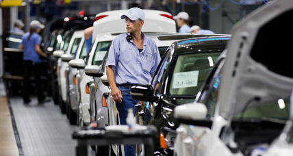 Anti-union vote at Tennessee VW plant: biggest election of 2014, or duh? (+video)
