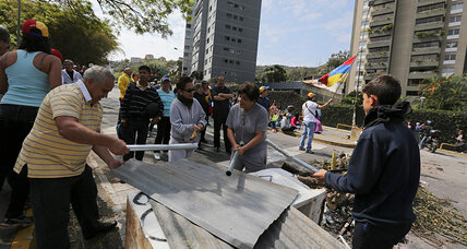 Will Venezuela's protests fizzle out? (+video)