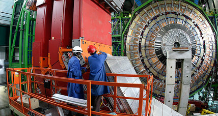 After the Large Hadron Collider, an Even Larger Hadron Collider?