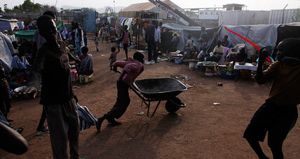 New fighting in South Sudan threatens oil state capital