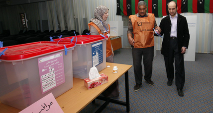 Feeble turnout by Libyan voters points to deep disillusionment