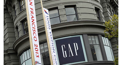 Gap hourly wage raised to $10 by 2015