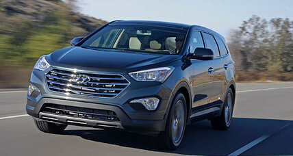 Hyundai Santa Fe helps Hyundai make list of best-loved car brands