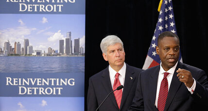 Detroit bankruptcy: Creditors fare worse than city retirees in new proposal (+video)