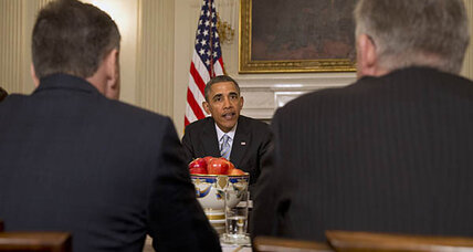 Minimum wage: Obama meets with Dem. governors to discuss hike