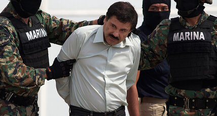 Little hope that 'El Chapo' capture will disrupt drug supply flooding the US