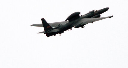 New defense budget: Will it ground famous U-2 spy plane? (+video)