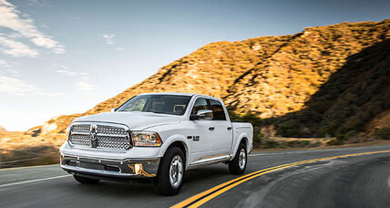 2014 Ram 1500 EcoDiesel pickup maxes out dealer orders in three days