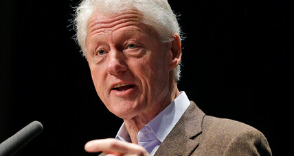 Bill Clinton stumps in Kentucky. Will he help topple Mitch McConnell? (+video)