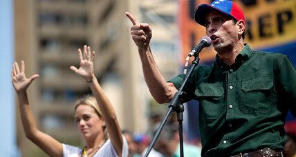 Venezuela's opposition opts out of government talks. Missed opportunity? (+video)