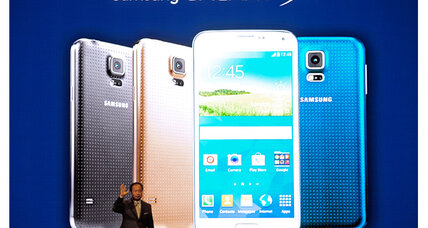 Samsung Galaxy S5: Betting on basics (+video)