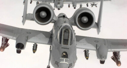 A-10 Warthog faces elimination. Will Congress save it again?