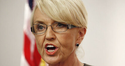 Arizona governor vetoes controversial bill: What went into her decision? (+video)